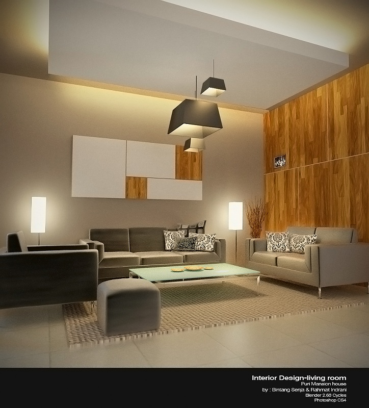 Ikea Indonesia On Twitter Ini Salah Satu Ruang Keluarga: Puri Mansion Project – Interior Design